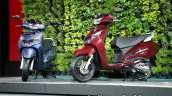 Honda Activa 125 Bs Vi India Launch Front Left Qua