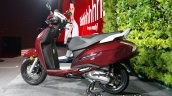Honda Activa 125 Bs Vi India Launch Left Rear Quar