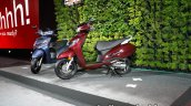 Honda Activa 125 Bs Vi India Launch Left Side