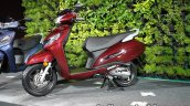 Honda Activa 125 Bs Vi India Launch Left Side Clos