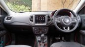 Jeep Compass Trailhawk Dashboard
