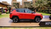 Jeep Compass Trailhawk Side