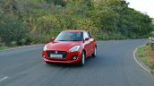 2018 Maruti Swift Test Drive Review Front Angle Mo