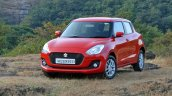 2018 Maruti Swift Test Drive Review Front Three Qu