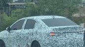 2020 Honda City Spy