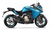 Cfmoto 400gt Blue Right Side