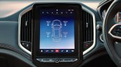 Mg Hector Review Images Interior Instrument Consol