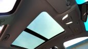 Mg Hector Review Images Interior Sunroof