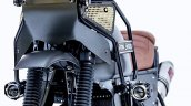 Modified Royal Enfield Himalayan Left Front Quarte