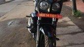 Mahindra Mojo 300 Abs Front