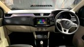 Renault Triber Interior Dashboard