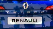 Renault Triber Tailgate Lettering