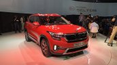 Kia Seltos Front Three Quarters Right Side World P