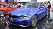 2019 Bmw 3 Series Images Front Three Quarters A334