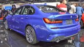 2019 Bmw 3 Series Images Rear Three Quarters F07a