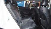 Kia Sportage Rear Seat
