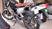 Super Soco Tc Spied In India Left Rear Quarter