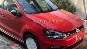 2019 Volkswagen Polo Vento Spied Undisguised Launc