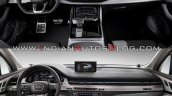 2019 Audi Q7 Vs 2015 Audi Q7 Interior