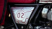 Royal Enfield Interceptor 650 Custom Built For Ral