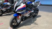 2019 Bmw S1000rr Front Three Quarters
