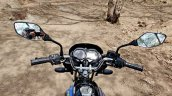 Bajaj Platina 110 H Gear Review Black And Blue Coc