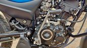 Bajaj Platina 110 H Gear Review Black And Blue Eng