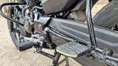 Bajaj Platina 110 H Gear Review Black And Blue Foo