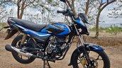 Bajaj Platina 110 H Gear Review Black And Blue Rig
