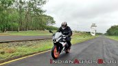 Ktm Rc125 Review Action Shots 10