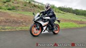 Ktm Rc125 Review Action Shots 6