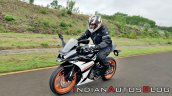 Ktm Rc125 Review Action Shots 7
