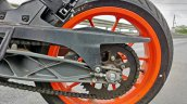 Ktm Rc125 Review Chain Rear Sprocket