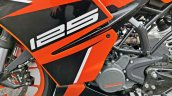 Ktm Rc125 Review Still Shots Fairing