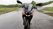Ktm Rc125 Review Still Shots Front