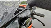 Ktm Rc125 Review Still Shots Front Blinker