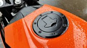 Ktm Rc125 Review Still Shots Fuel Filler Cap