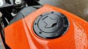 Ktm Rc125 Review Still Shots Fuel Filler Cap