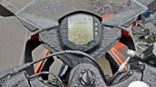Ktm Rc125 Review Still Shots Instrument Console