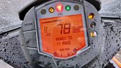 Ktm Rc125 Review Still Shots Instrument Console Cl