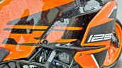 Ktm Rc125 Review Still Shots Rc125 Branding
