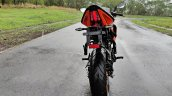 Ktm Rc125 Review Still Shots Rear