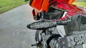 Ktm Rc125 Review Still Shots Rear Blinker
