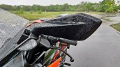 Ktm Rc125 Review Still Shots Rear View Mirror