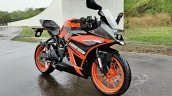 Ktm Rc125 Review Still Shots Right Front Quarter