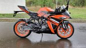Ktm Rc125 Review Still Shots Right Side