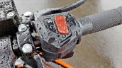 Ktm Rc125 Review Still Shots Switchgear Right Side