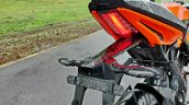 Ktm Rc125 Review Still Shots Tail Lamo