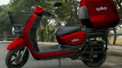 Li Ion Electik Scooter Spock Electric Scooter Red