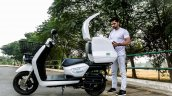 Li Ion Electik Scooter Spock Electric Scooter Top